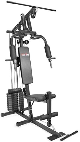 XtremepowerUS Multifunction Fitness Station Workout product image