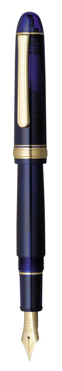 Platinum''#3776 Century/Chartres Blue''(Nib : Medium)