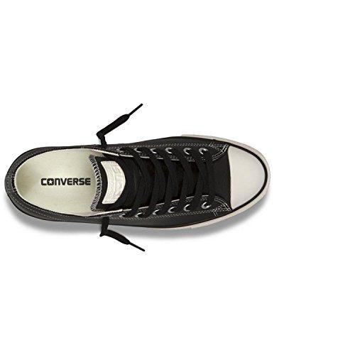 Converse Chuck Taylor All Stjärna Pro Läder Ox Sneakers Svart