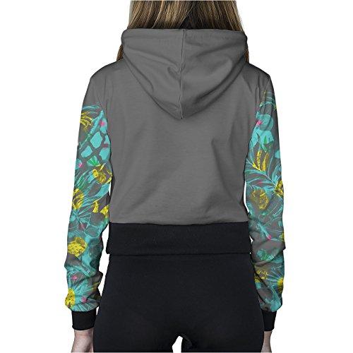 WooHoo Girl - Sudadera con capucha para Mujer -LeafMe