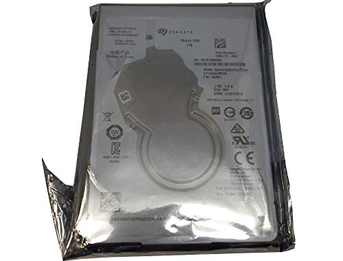 Seagate 1TB 5400RPM 128MB Cache 7MM SATA 6Gb/s 2.5inch Internal Gaming Hard Drive (for PS3/PS4 HDD Upgrade)