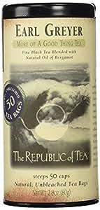 The Republic of Tea, Earl Greyer Tea, 2.8-Ounces