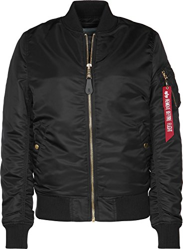 Industries Femme Wmn Ma Alpha Black Veste Vf 1 Pm z6FSwnA