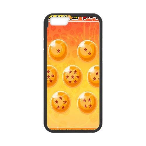 Dragon Balls coque iPhone 6 Plus 5.5 Inch Housse téléphone Noir de couverture de cas coque EOKXLLNCD19768