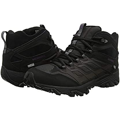 Merrell Women's Moab FST Ice+ Thermo Snow Boots 7