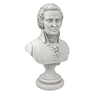 Design Toscano Great Composer Collection: Mozart Sculptures