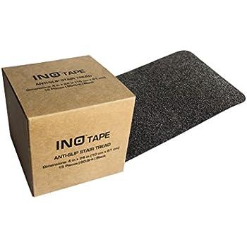 Nice INO Tape Non Slip Adhesive Stair Treads Indoor, Outdoor Anti Slip Stair  Treads |