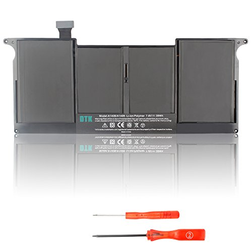 """Dtk New Laptop Battery for Apple Macbook Air 11"""" inch A1370"""