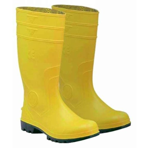 PVC-Sicherheitsstiefel S5, Größe: 40, Farbe: gelb