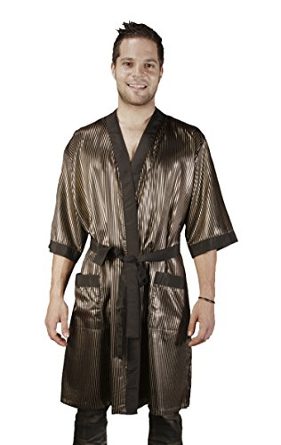 Ladybird Line, 2XL- Golden Line Robe, Bleach Resistant, water repellent