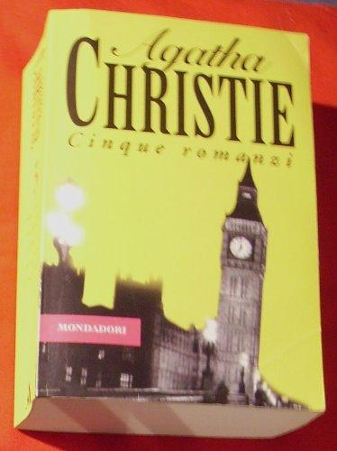 Cinque romanzi: Poirot sul Nilo-Due mesi dopo-La domatrice-Il Natale di Poirot-È troppo facile: 5