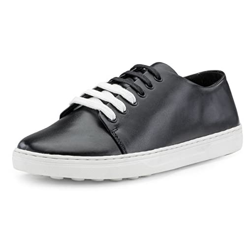 Escaro Men's Casual Lace Up Sneakers