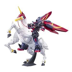 Bandai #128 Master Gundam and Fuunsaiki 1/144 High Grade Future Century