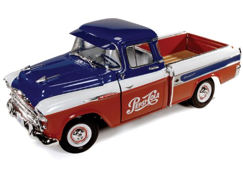 auto-world-1957-chevrolet-cameo-pickup-truck-pepsi-cola-1-18