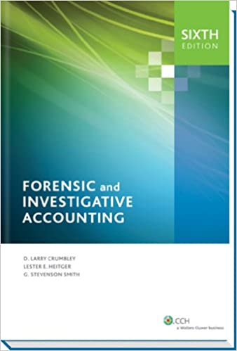 Amazon forensic and investigative accounting 6th edition forensic and investigative accounting 6th edition kindle edition fandeluxe Image collections