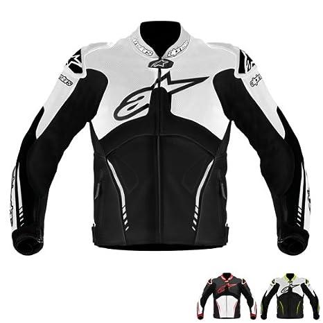 Alpinestars Atem Black - 58 - Chaqueta para Moto: Amazon.es: Coche y moto