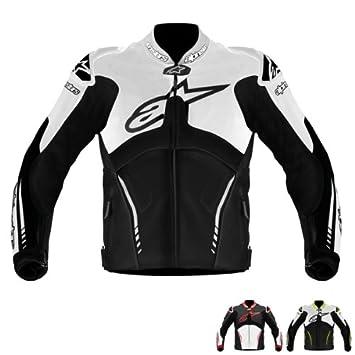 Alpinestars Atem Black - 58 - Chaqueta para Moto: Amazon.es ...
