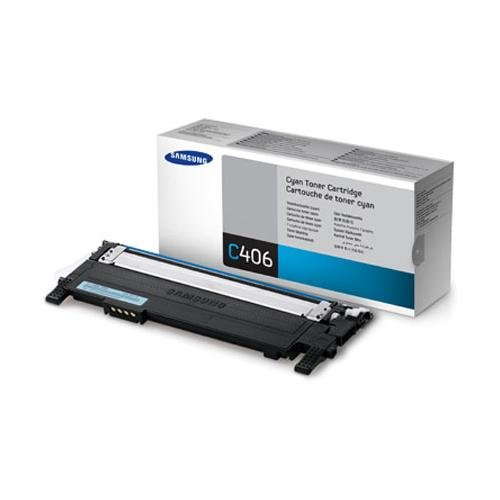 Samsung CLT-C406S Laser Print Cartridge for CLP-365W and ...