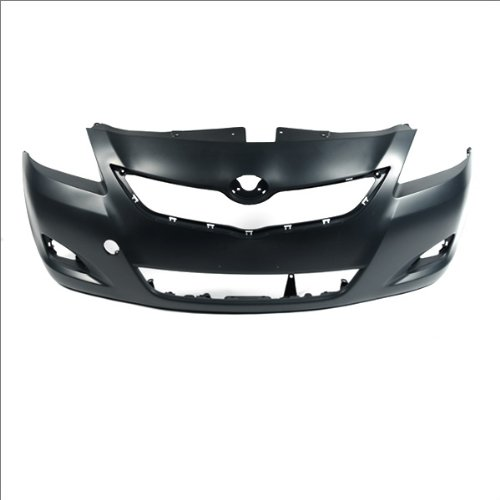 yaris front bumper cover - 4