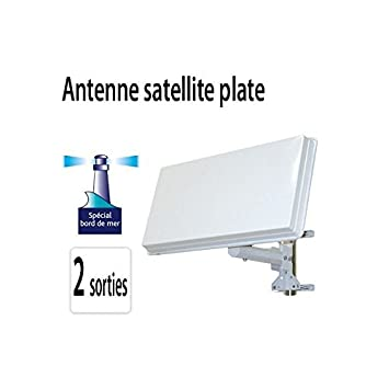 antenne satellite extra plate 4 sorties. Black Bedroom Furniture Sets. Home Design Ideas