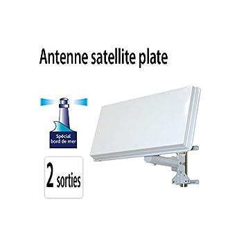 antenne satellite extra plate 4 sorties. Black Bedroom Furniture Sets. Home Design Ideas