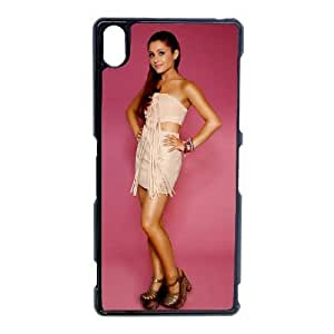 Ariana Grande-009 For Sony Xperia Z3 Cell Phone Case Black Protective Cover xin2jy-4342845