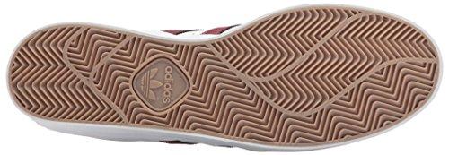 Adidas Originaux Hommes Superstar Vulc Adv Chaussures Ftwwht / Cburgu / Goldmt