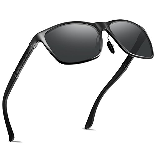 Hand Made Sunglasses - SOXICK Designer Polarized Sunglasses for Men