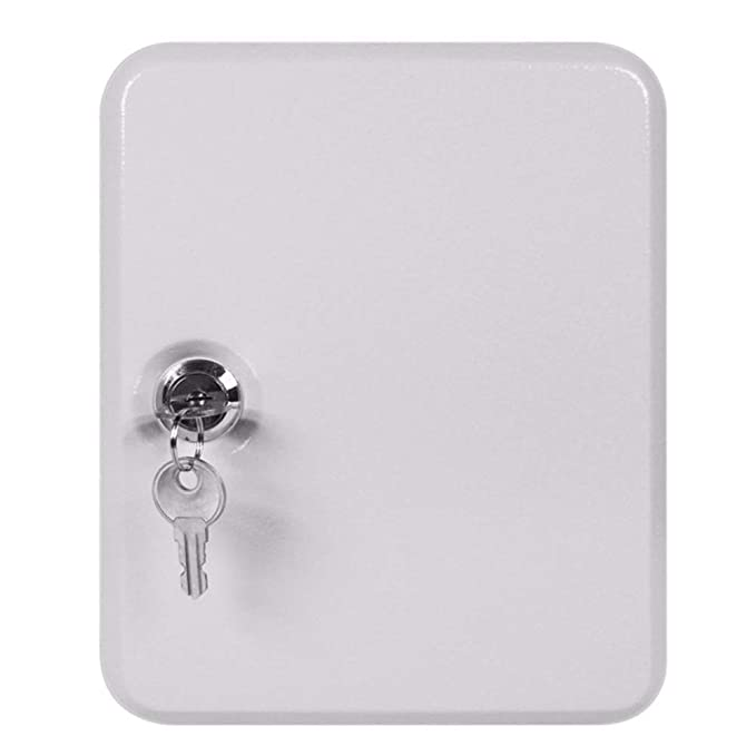 Key Cabinet Box 20 Tags parete Lockable Security Armadio metallico Chiave di sicurezza in acciaio Cabinet Box serratura a combinazione