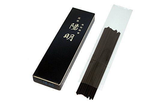 - Gyokushodo Agarwood/Aloeswood/Oud Japanese Incense Sticks Jinko Yomei Small Pack Trial Size 5.5 inches 25 Sticks Made in Japan