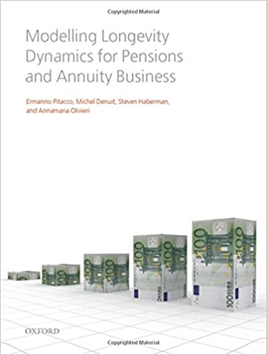 Modelling longevity dynamics for pensions and annuity business modelling longevity dynamics for pensions and annuity business mathematics texts 1st edition fandeluxe Images