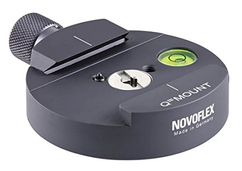 Novoflex Q-MOUNT Quick Release Base without Plate (Q-MOUNT) by Novoflex