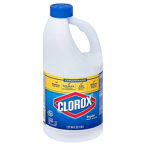 Clorox 64 oz. Concentrated Regular Bleach (1 Pack)