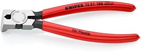 Knipex 7653300160 Alicates de Corte Diagonal, 160 mm: Amazon.es: Bricolaje y herramientas