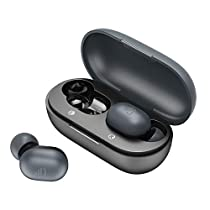 True Wireless Earbuds, Dudios Bluetooth 5.0 in-Ear Stereo Headphone withMicrophone