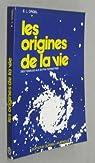 Les Origines de la vie par Orgel