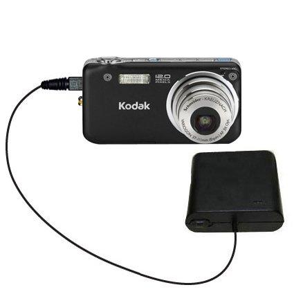 Advanced AA Akkupack als Ladezubehör für Kodak Easyshare V1253 Mit TipExchange Technologie