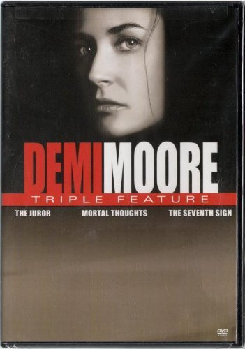 Demi Moore Triple Feature (Seventh Sign/Mortal Thoughts/Juror)