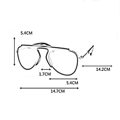 Geek nettoyage mode rétro la de style poche grandes Les la de LVZAIXI compléter de fumées avec avec vintage lentilles de de viennent soleil le et lunettes protectrice Wayfarer chiffon Rouge assor des corde 1q7PqnpwxY