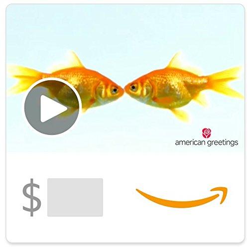 Amazon eGift Card - Fun Valentine Wish (Animated) [American Greetings]