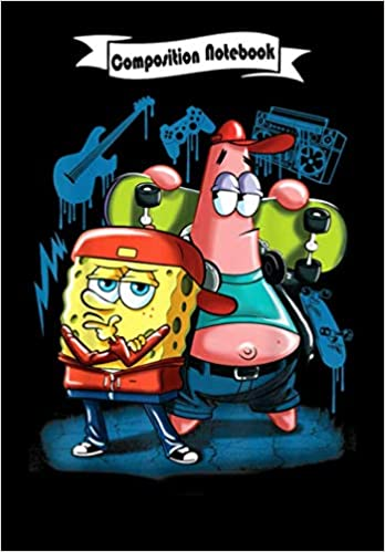 Composition Notebook Punk Rock Spongebob With Patrick Star Journal 6 X 9 100 Page Blank Lined Paperback Journal Notebook Notebook Hot Movies Amz 9798612385530 Amazon Com Books