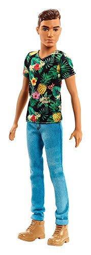 Barbie Fashionistas Tropical Vibes Ken Doll