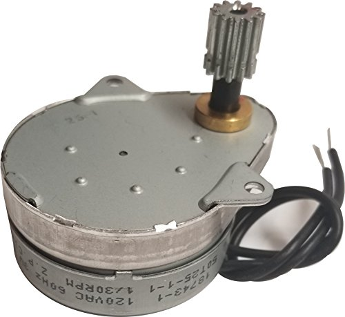 Better H2O Products Inc. Fleck 5600 Timer Motor FP-18743 120v 60Hz ()