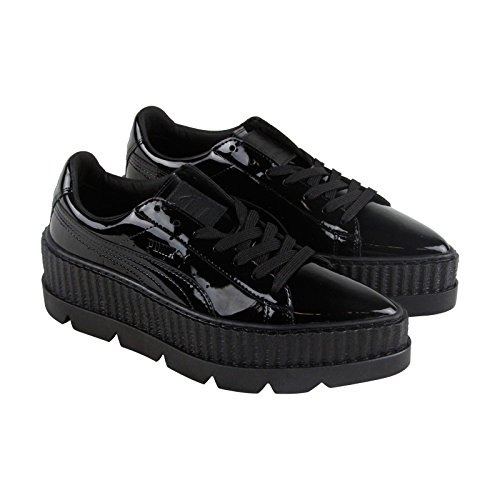 PUMA Women's Fenty x PUMA Pointy Creeper Sneakers, Puma Black, 8.5 B(M) US