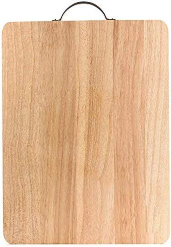 Compra YXZQ Tabla de Cortar de bambú orgánico para Utensilios ...