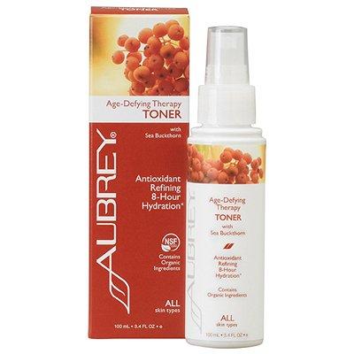 Age-Defying Therapy Toner Aubrey Organics 3.4 oz - Therapy Age