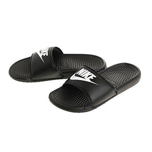83de899405afd Nike Men s Benassi Just Do It Slide Sandal  Buy Online at Low Prices in  India - Amazon.in