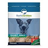 Cheap Barkworthies Dog Jerky Rabbit Apple KALE 12oz.
