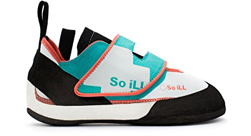 So Ill Holds Kick LV Climbing Shoe One Color, 8.5 by So iLL