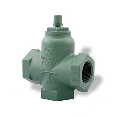 3/4 inch TACO 218 THREADED FLO-CHECK IPS THREADED HOT WATER HEATING SYSTEM CHECK VALVE from Taco